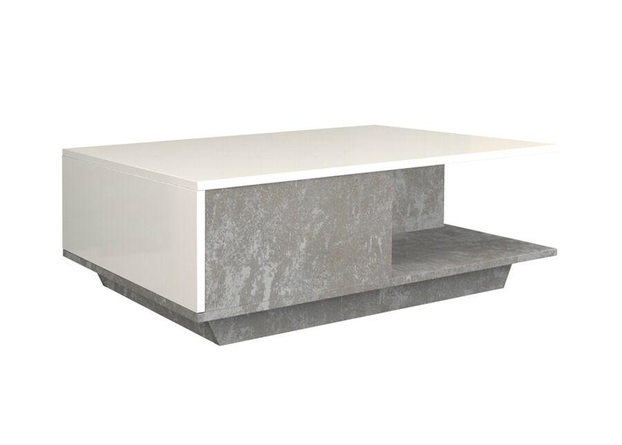 Topeshop Sohvapöytä 90x60 cm