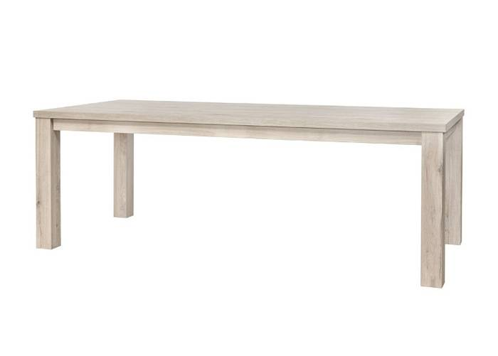 Meubar Ruokapöytä Delia 183x101 cm