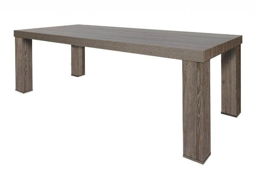 Meubar Ruokapöytä Mali 183x101 cm