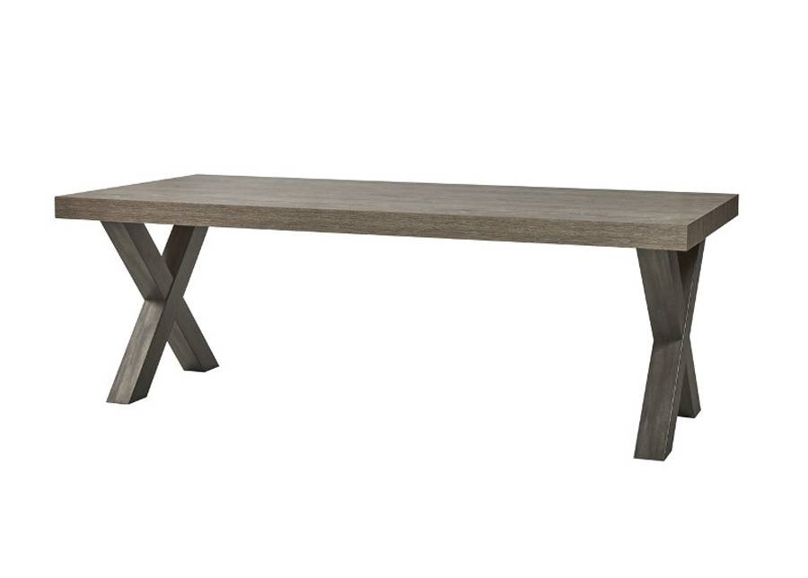 Meubar Ruokapöytä Mali 163x101 cm