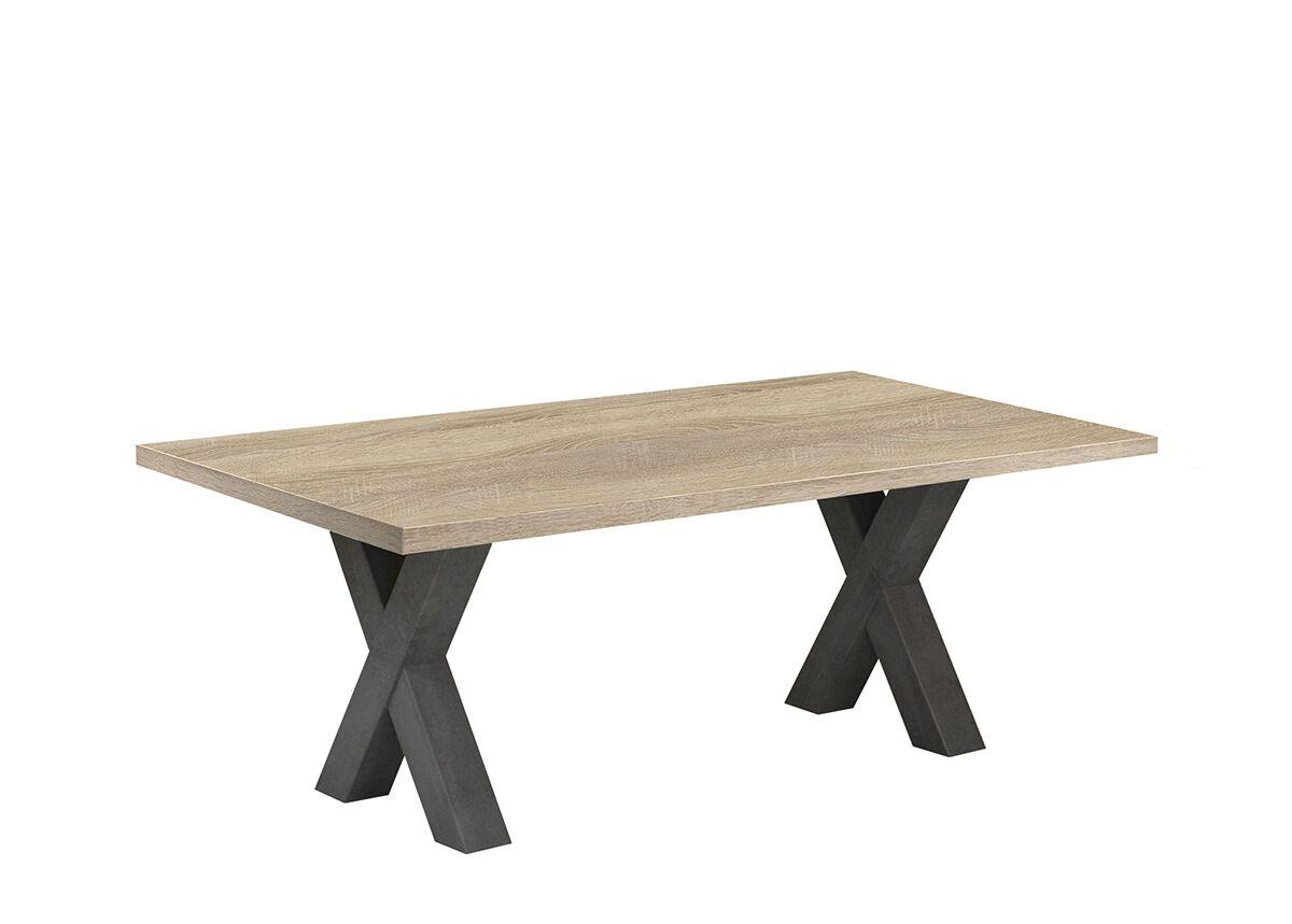 Mäusbacher Sohvapöytä Mister X 120x70 cm