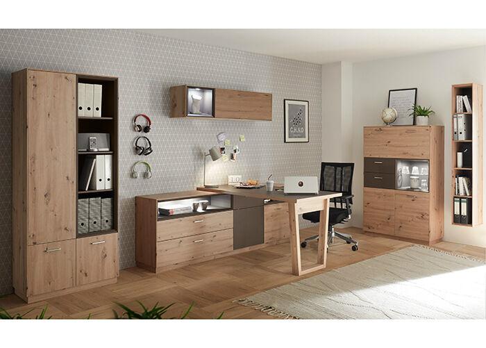 Mäusbacher Kiinnitettävä työpöytä Frame 120 cm