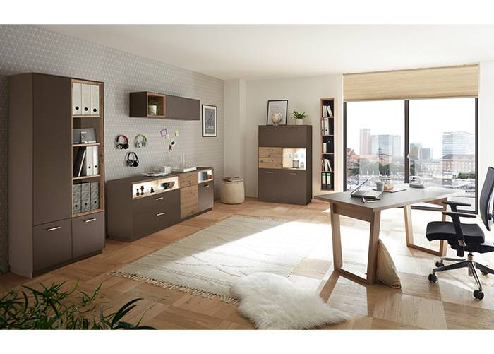 Mäusbacher Työpöytä Frame 160 cm