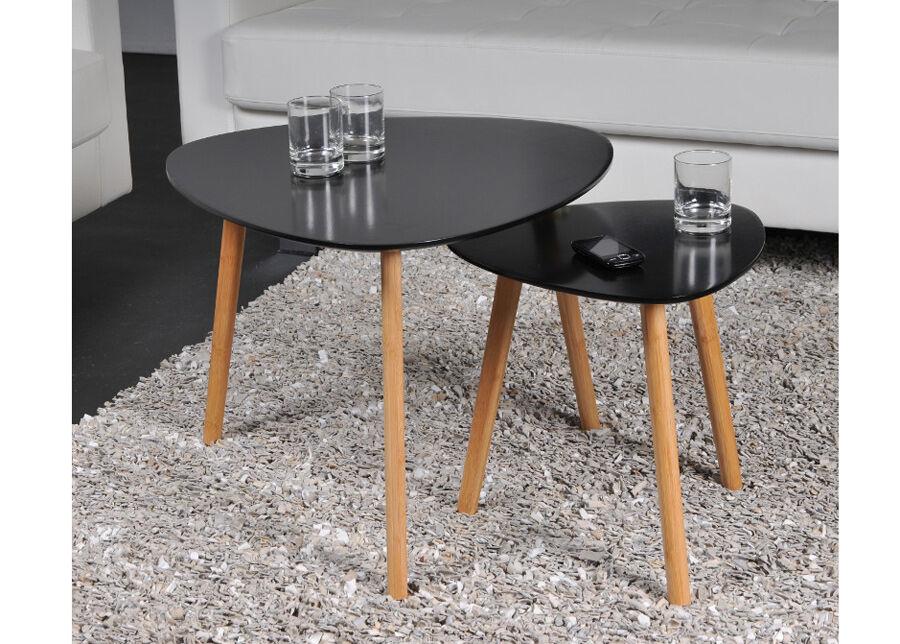 Weber Sohvapöydät Onyx, 2 kpl
