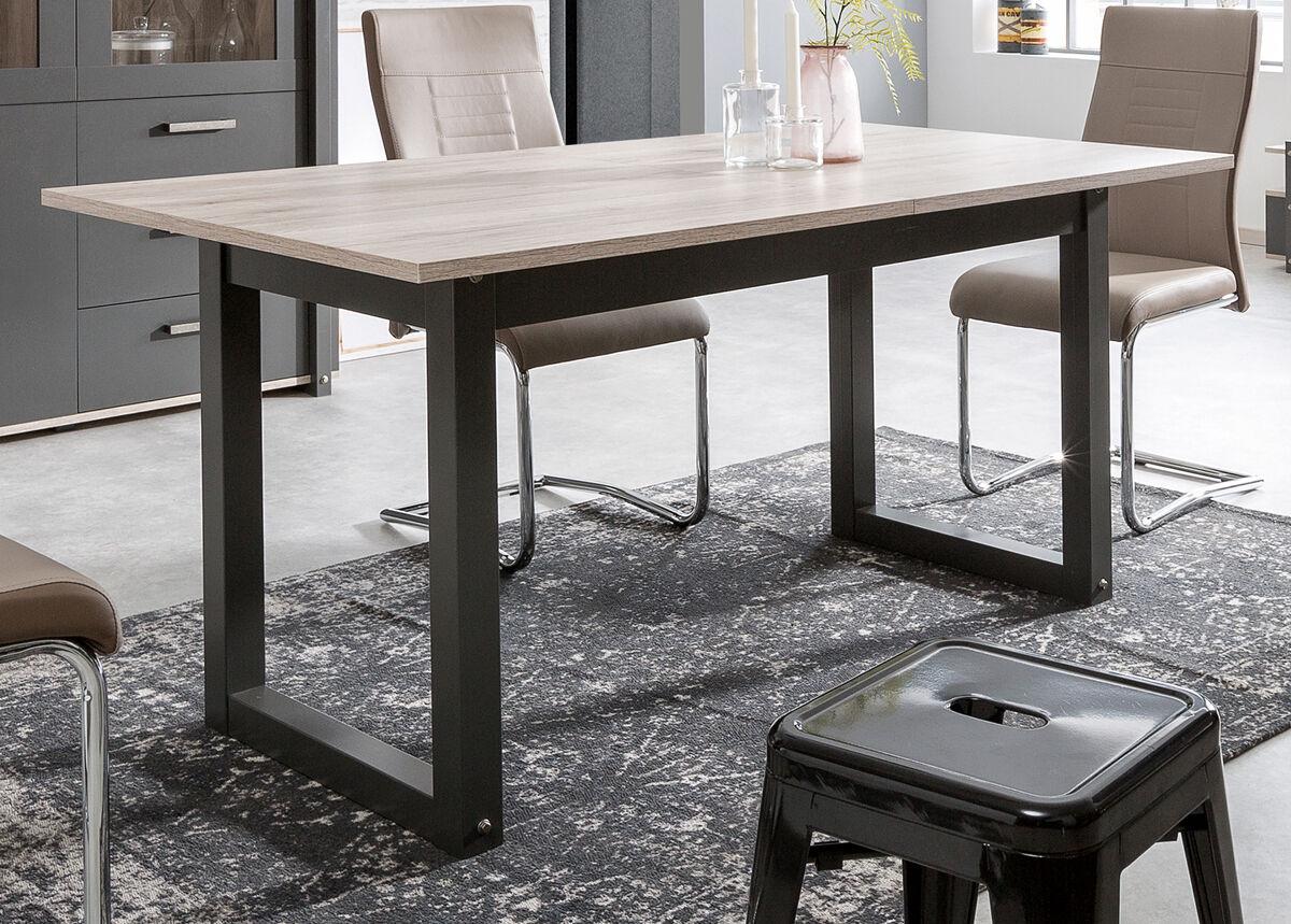 FINORI Jatkettava ruokapöytä Broolkyn 160-200x90 cm