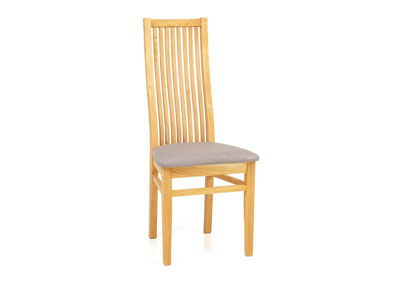 Lem Tammi ruokapöytä Lem 90x90 cm + 4 tuolia Sandra harmaa