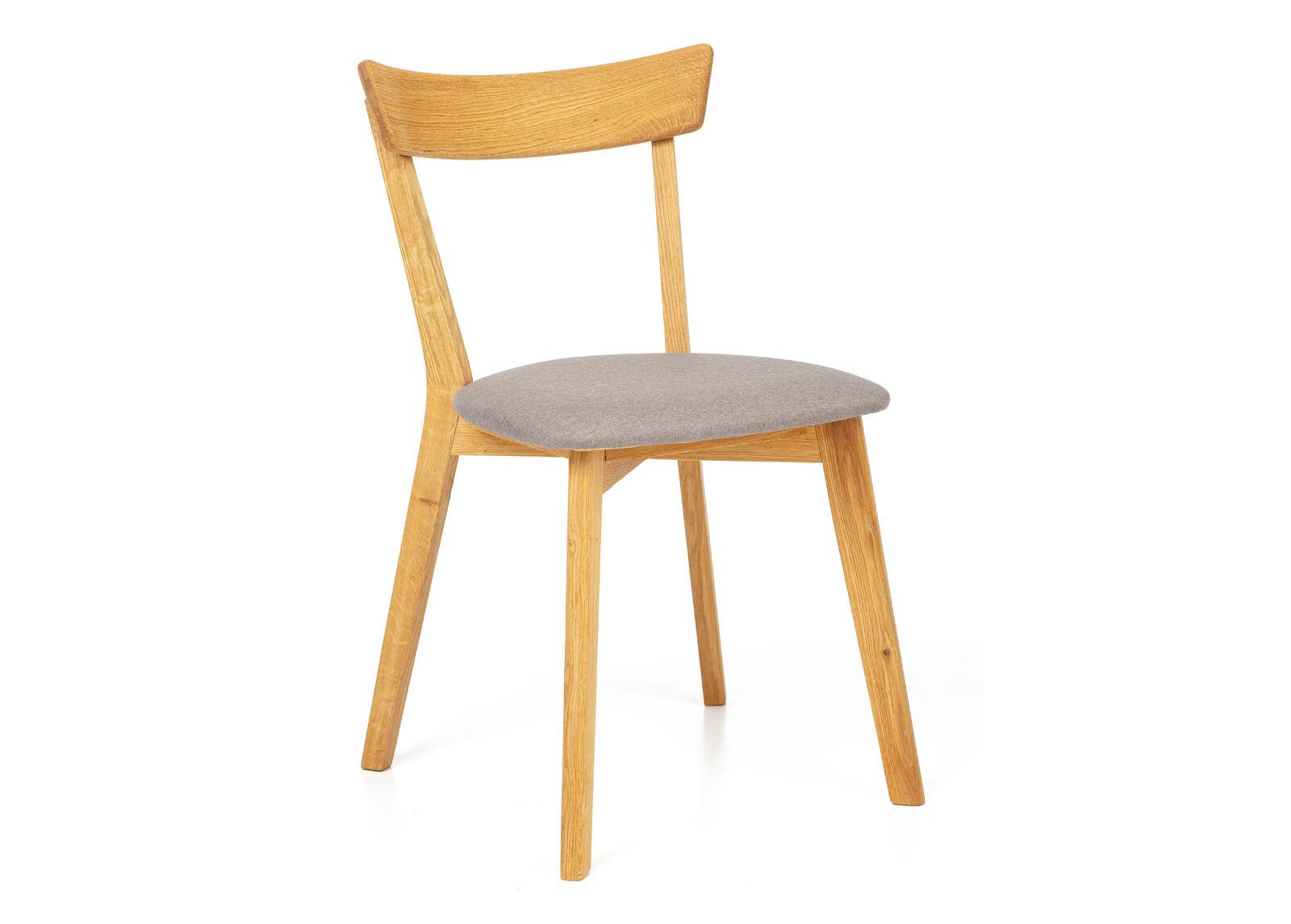 Lem Tammi ruokapöytä Lem 90x90 cm + 4 tuolia Viola harmaa