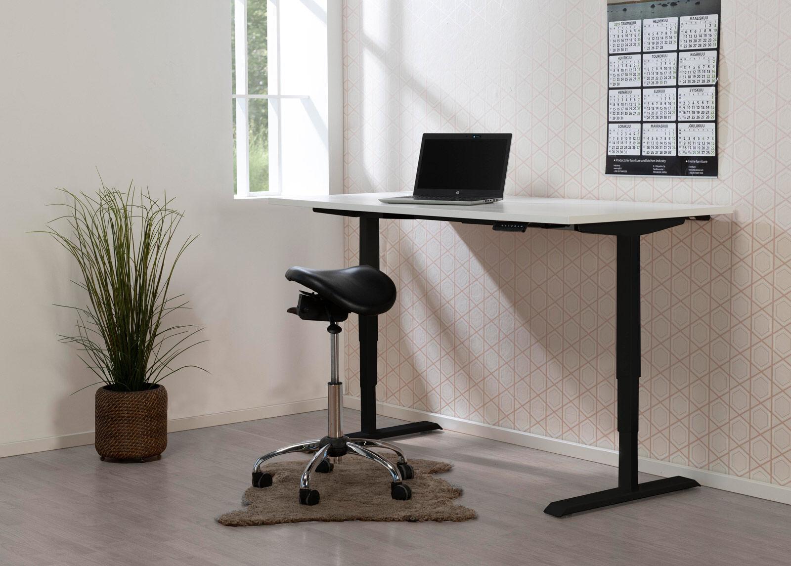 Hiipakka Työpöytä Ergo 140x70 cm