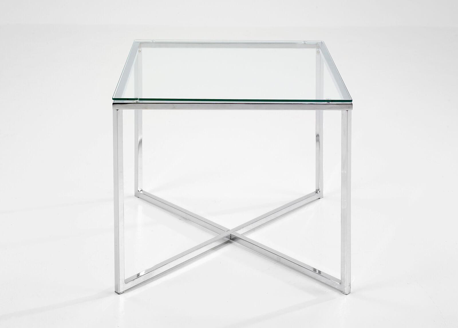 Actona Sohvapöytä CROSS 50x50 cm