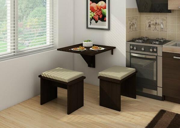 Meblocross Klaffipöytä 70x70 cm
