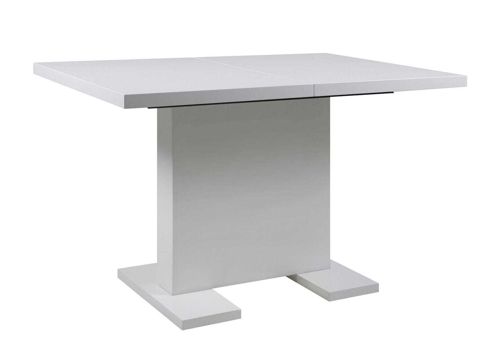 Image of Actona Jatkettava ruokapöytä GUST 80x120-160 cm