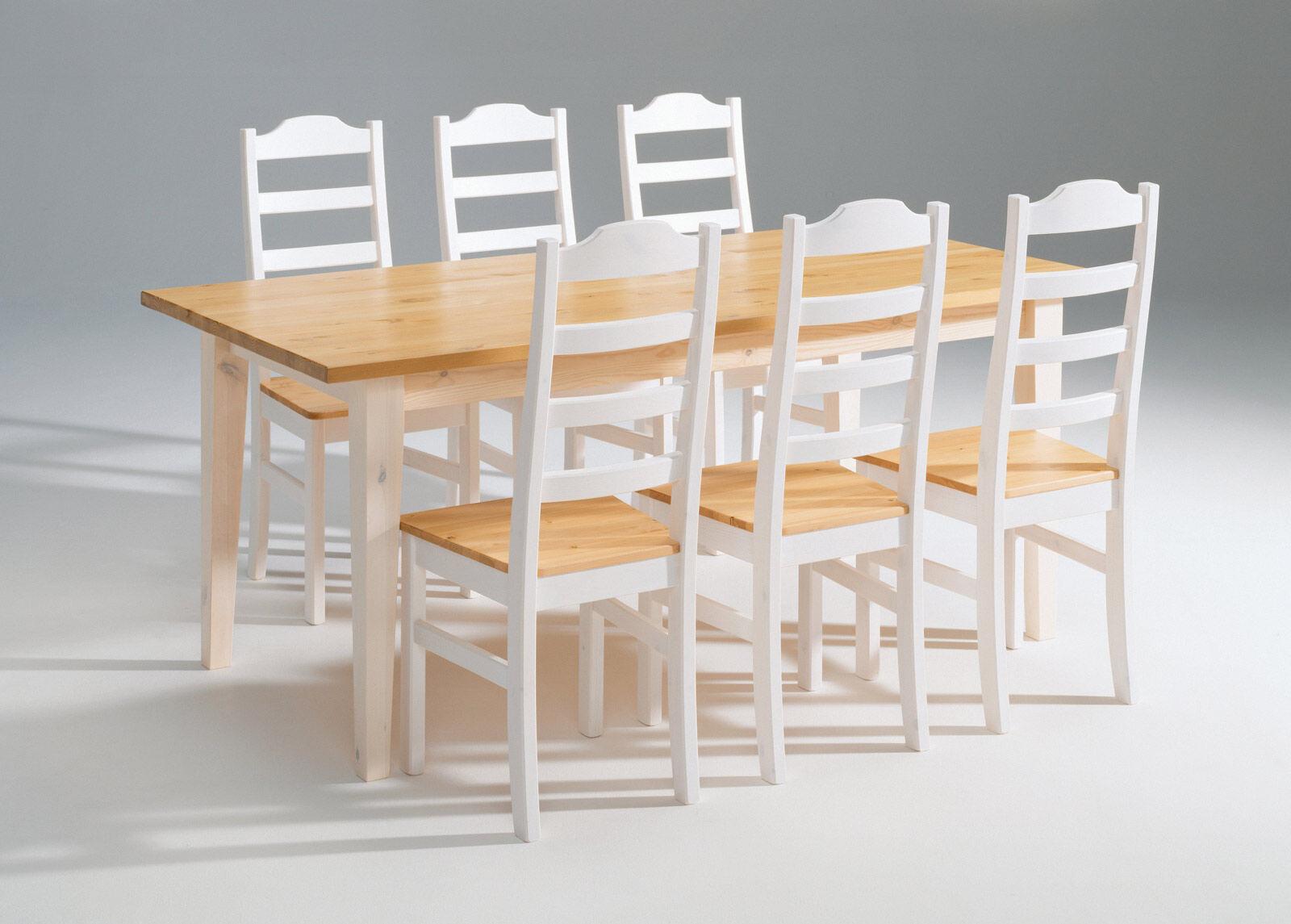 Scala Ruokapöytä SCALA, mänty 90x180 cm