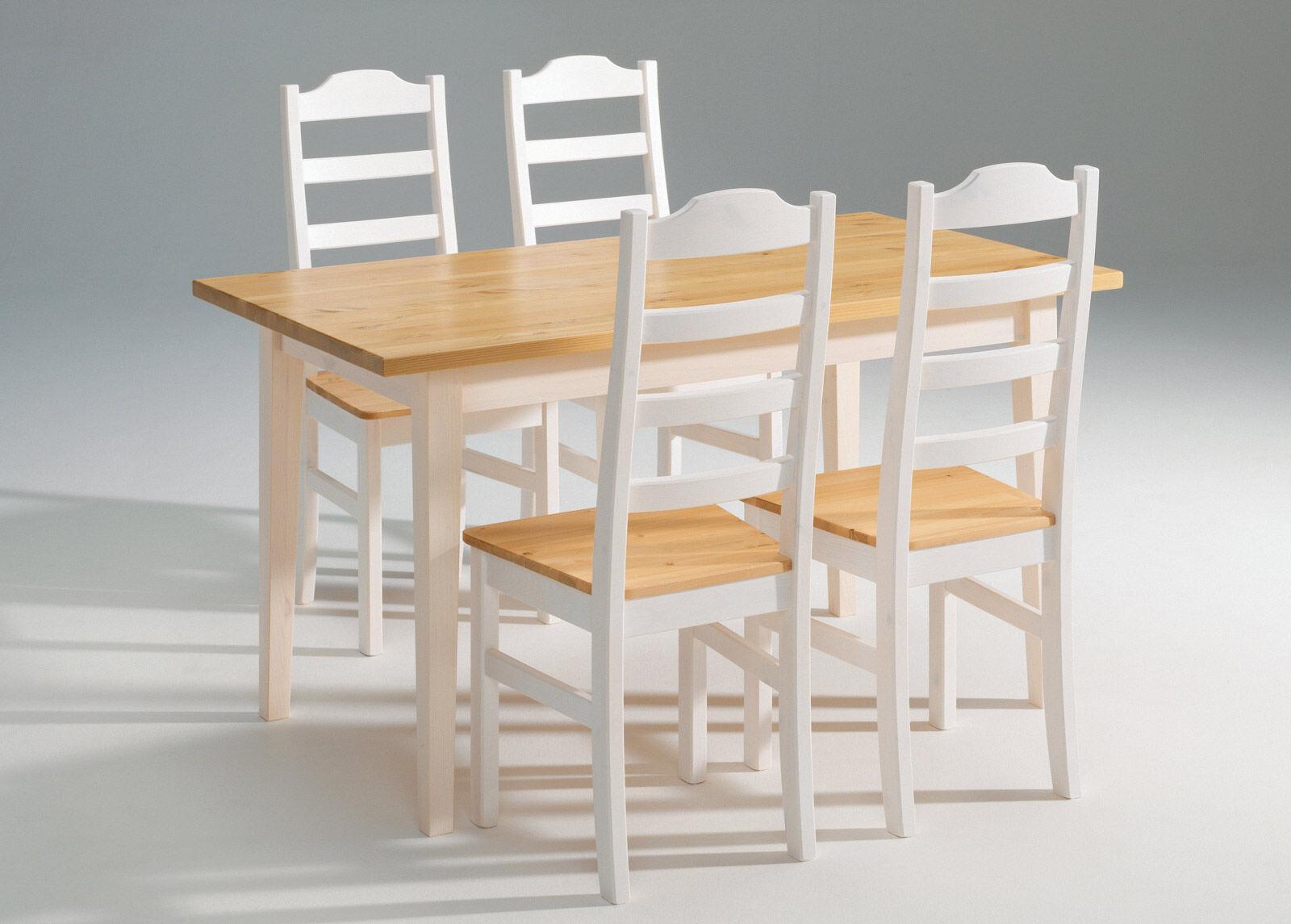 Scala Ruokapöytä SCALA, mänty 90x140 cm