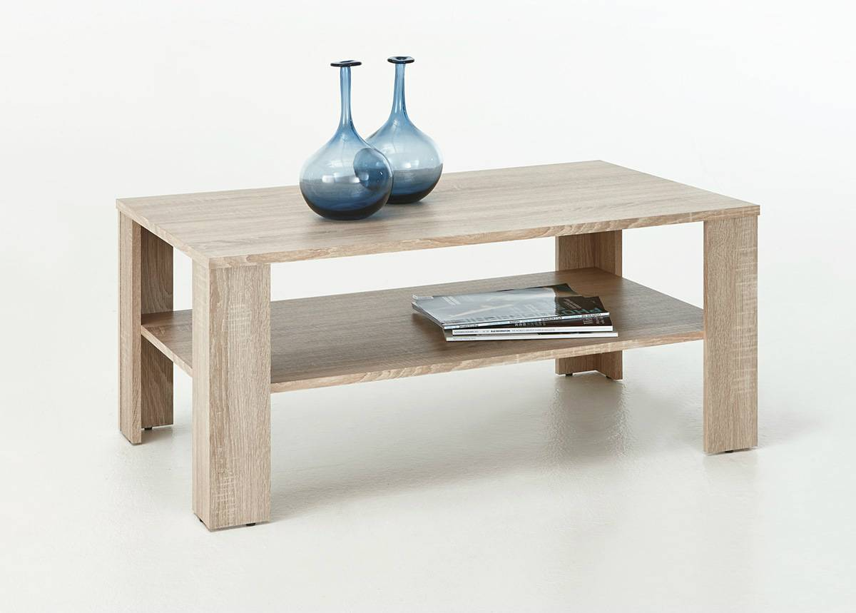 HELA Sohvapöytä Luca 100x60 cm