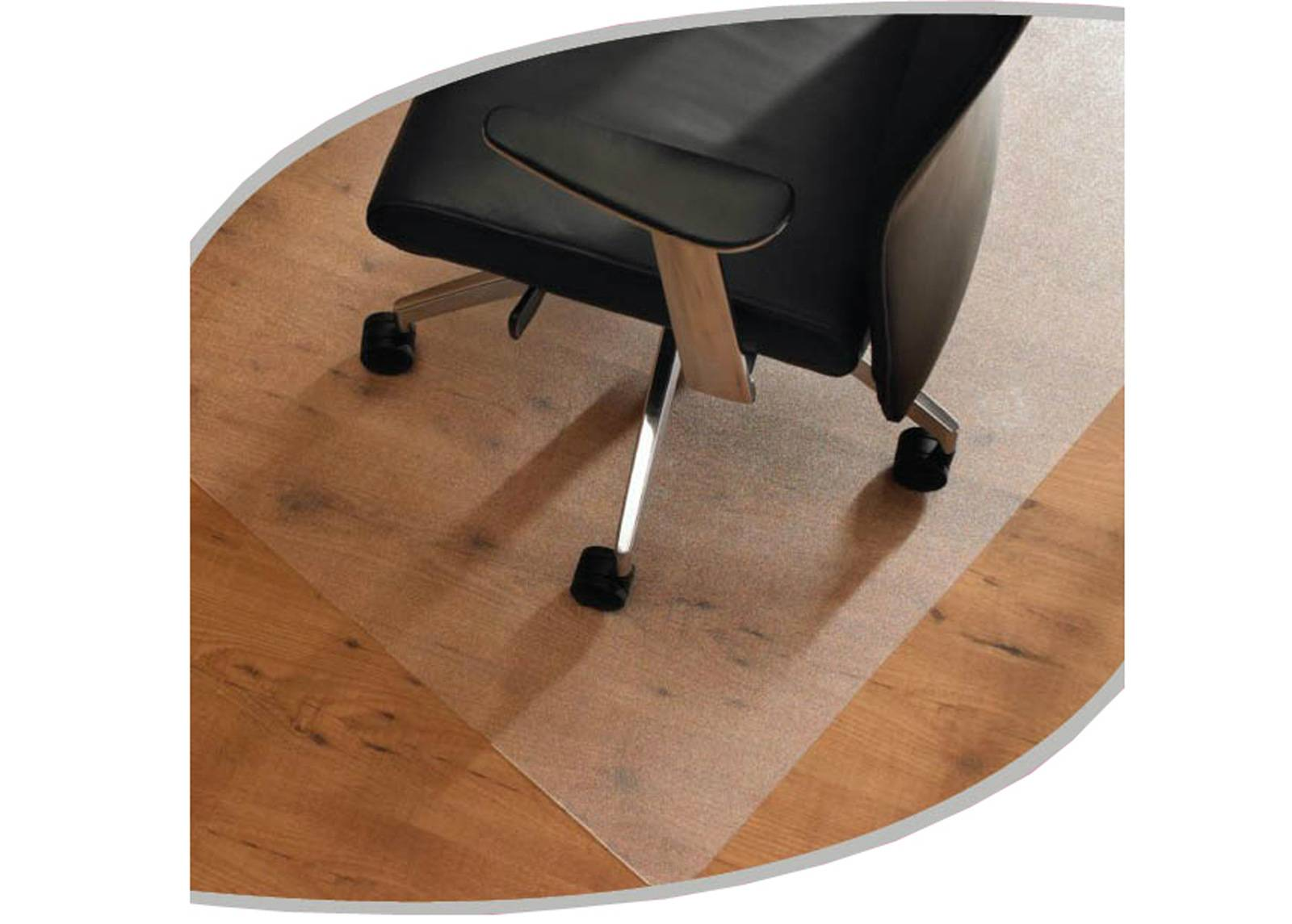 LAURAS Lattiansuoja tuolin alle140x100 cm