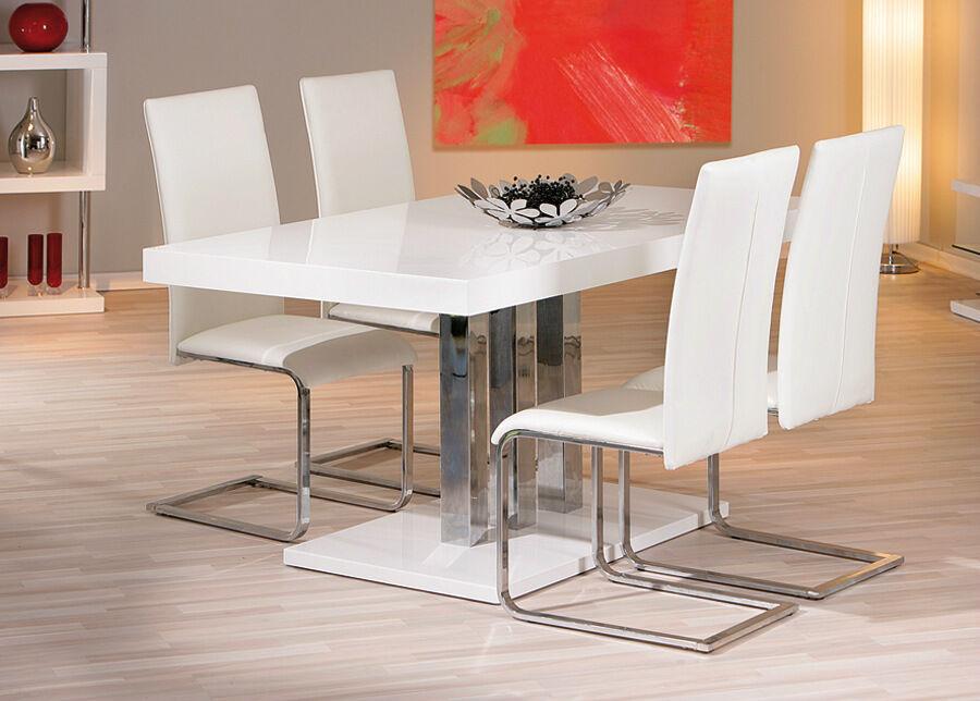 InterLink Ruokapöytä Palazzo 160x90 cm