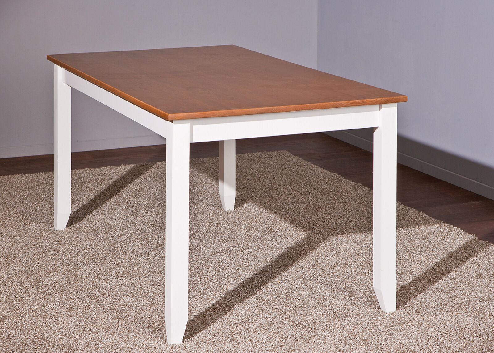 InterLink Ruokapöytä WESTERLAND, mänty 160x90 cm