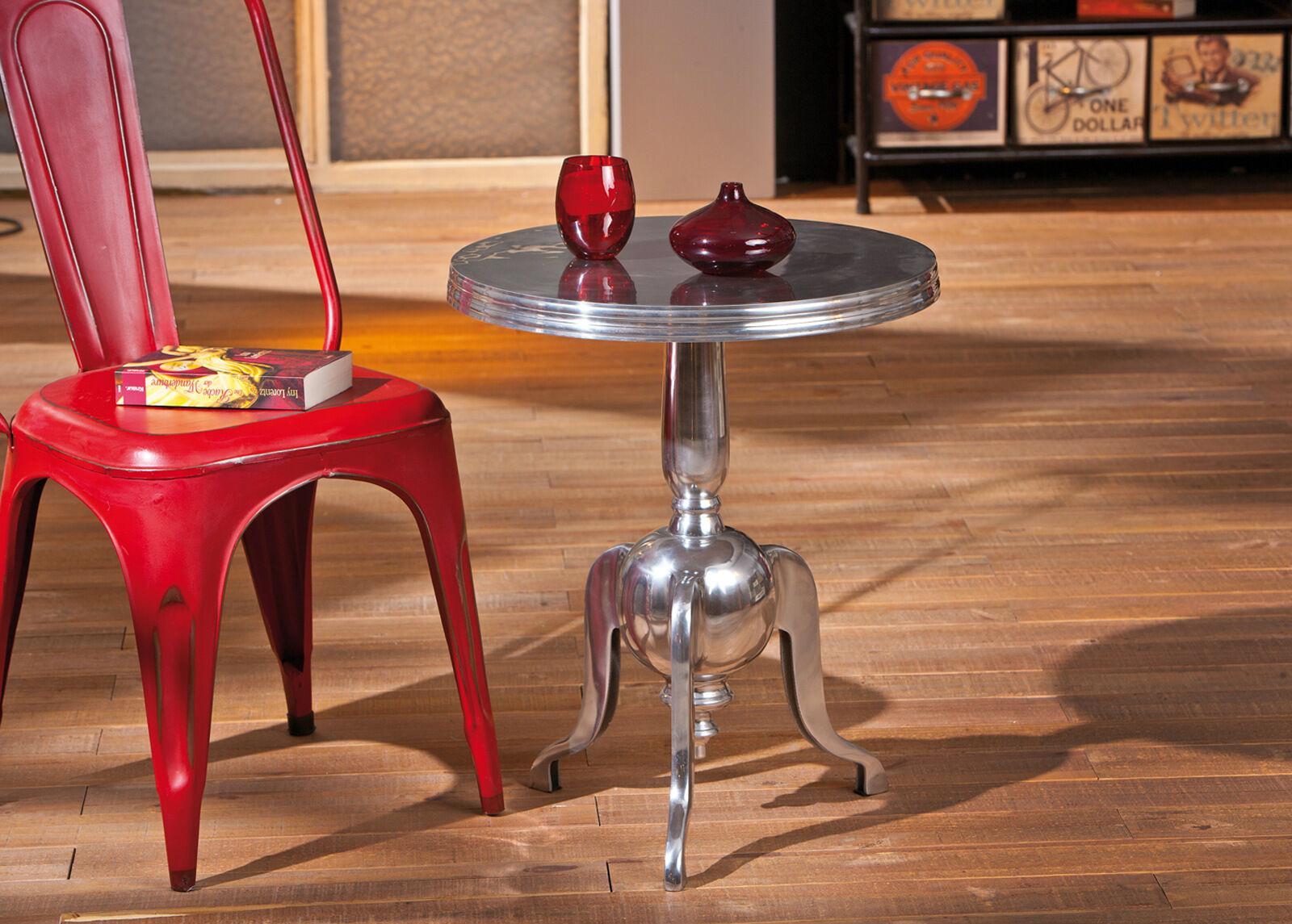 InterLink Apupöytä NIME Ø 50 cm
