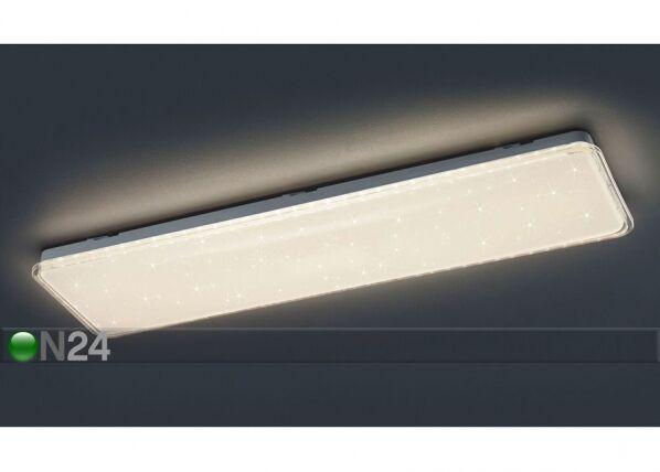 TRIO LED plafondi+kaukosäädin CHIBA