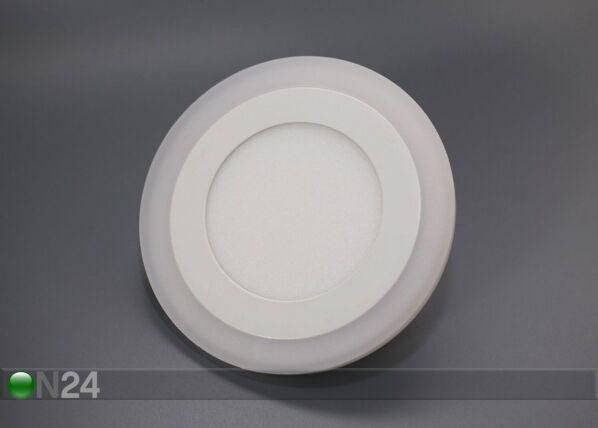 Image of Elektrowerk Upotettava paneelivalaisin 8+6 W, Ø24,5 cm