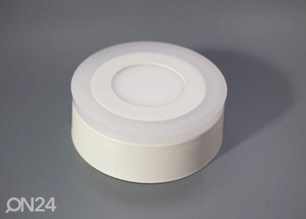 Elektrowerk Pintapuolinen paneelivalaisin 18+6 W, Ø24 cm
