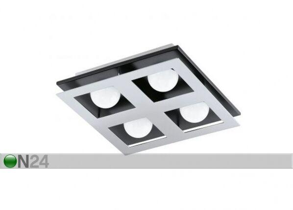 EGLO Seinä/kattovalaisin BELLAMONTE LED