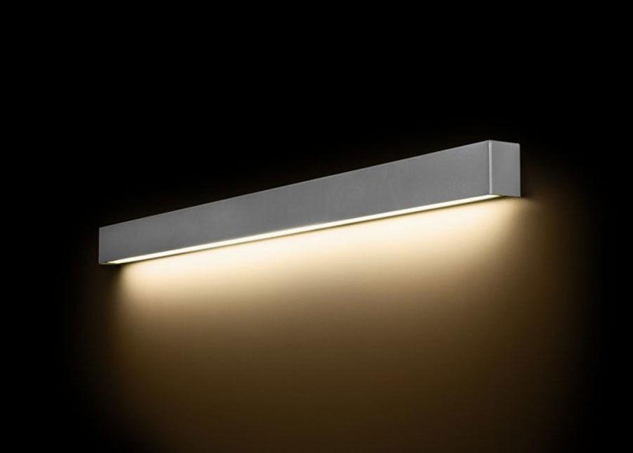 Nowodvorski Lighting Seinävalaisin STRAIGHT