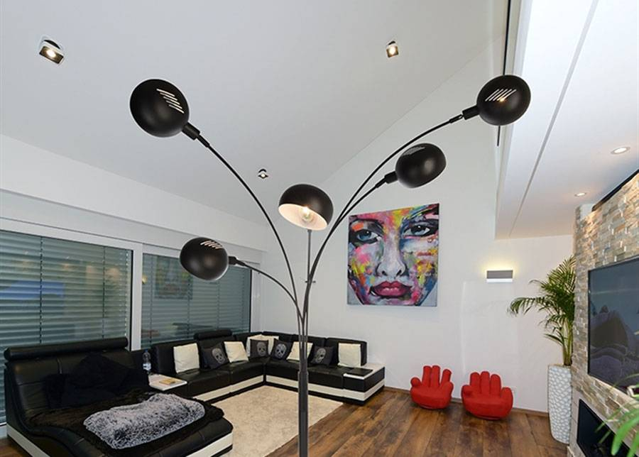 Deko-Light Lattiavalaisin Eltanin