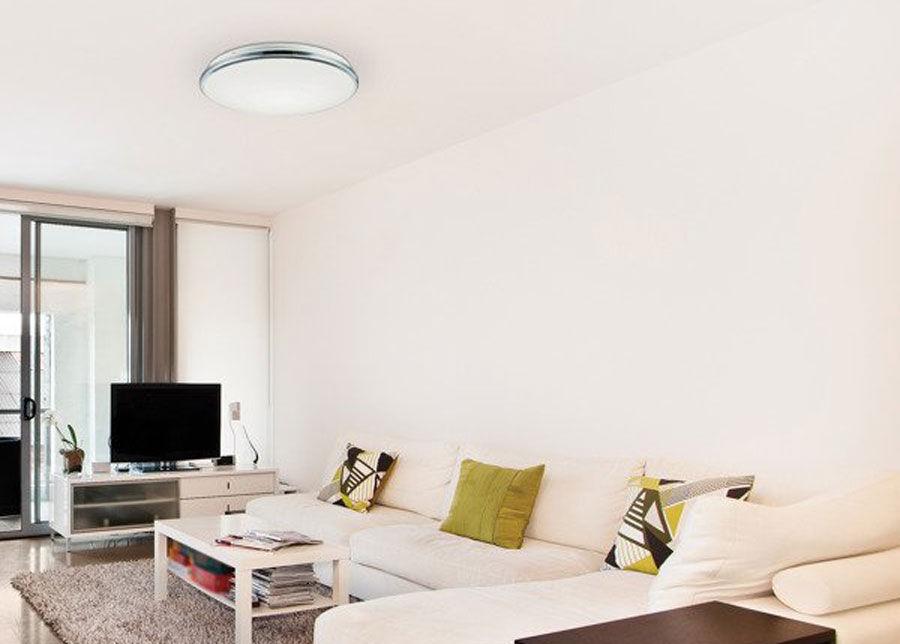 Zumaline Kattoplafondi Bellis LED Ø 38 cm