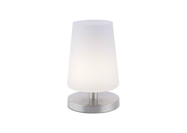 Paul Neuhaus Pöytävalaisin Steel LED