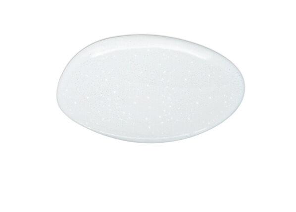 POLUX Kattoplafondi Stone LED 24 W + kaukosäädin