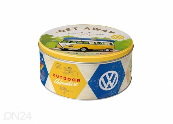 Image of ART Peltipurkki VW BULLI LET´S GET AWAY 3,3L