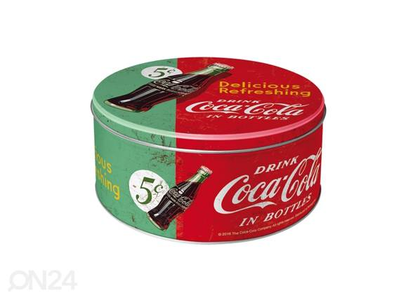 Image of ART Peltipurkki COCA-COLA DELICIOUS REFRESHING 3,3 L