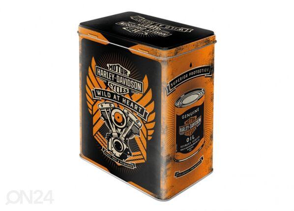 Image of ART Peltipurkki Harley-Davidson Wild at Heart 3 L