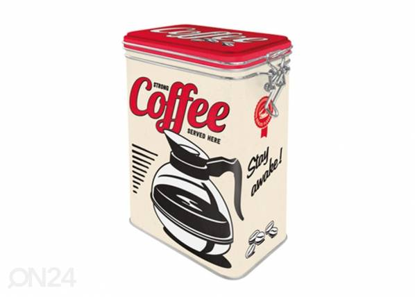 Image of ART Peltipurkki Strong coffee served here 1,3L