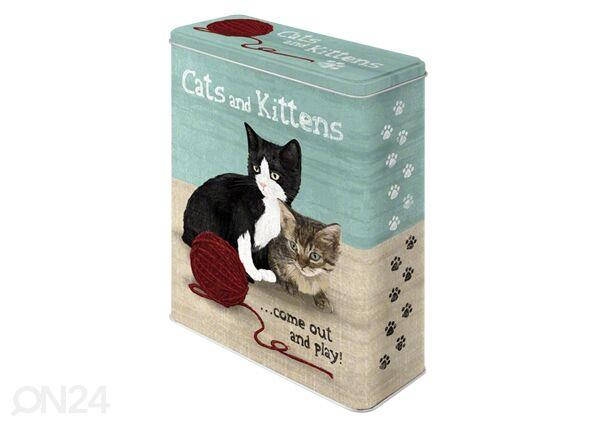 Image of ART Peltipurkki CATS ANS KITTENS 4 L