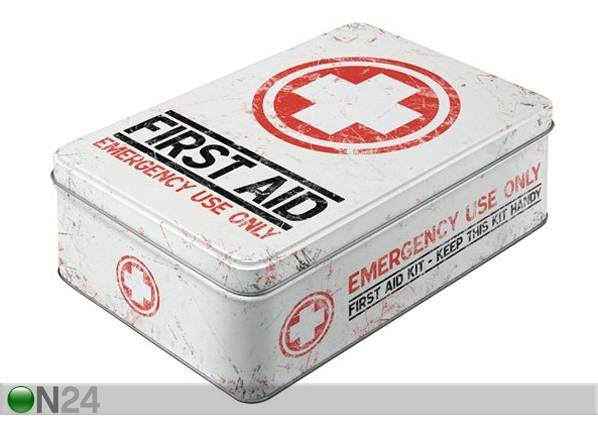 Image of ART Peltipurkki FIRST AID 2,5 L