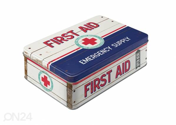 Image of ART Peltipurkki FIRST AID EMERGENCY SUPPLY 2,5 L