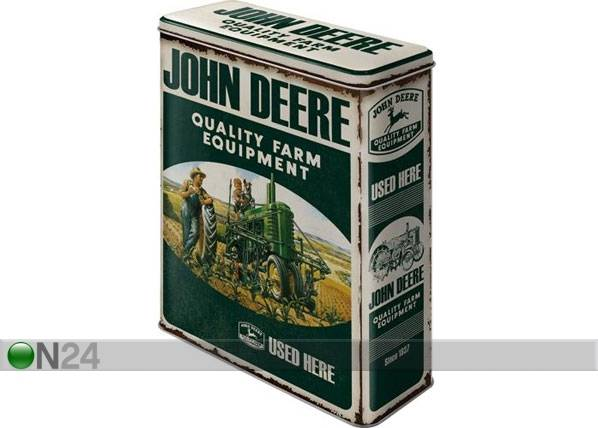 Image of ART Peltipurkki JOHN DEERE QUALITY FARM EQUIPMENT 4 L