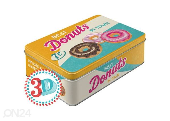 Image of ART Peltipurkki BEST DONUTS IN TOWN 2,5 L