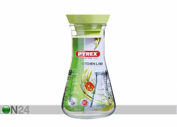 Pyrex Lasinen mitta-sekoitusastia 250ml