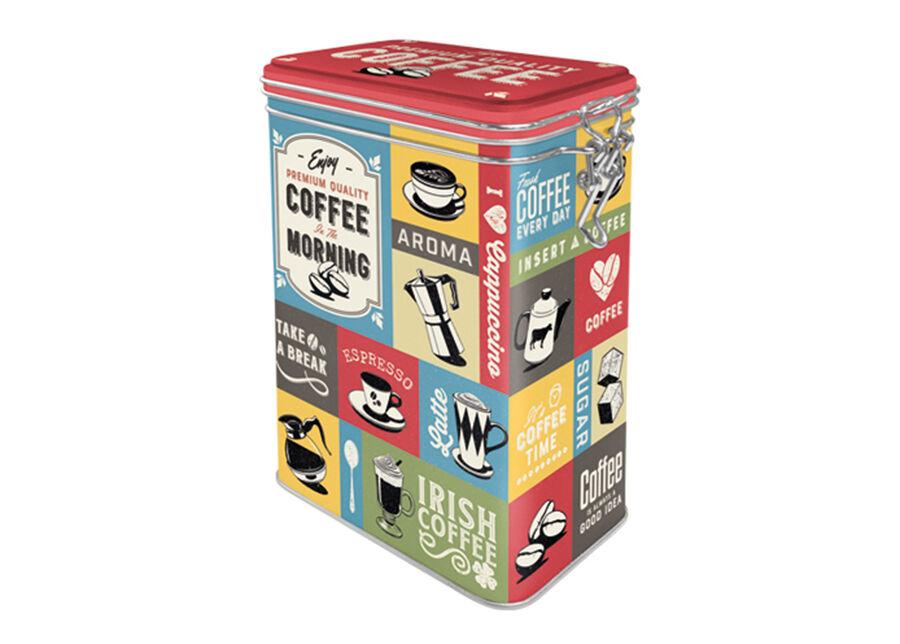 Image of ART Peltipurkki COFFEE COLLAGE 1,3 L