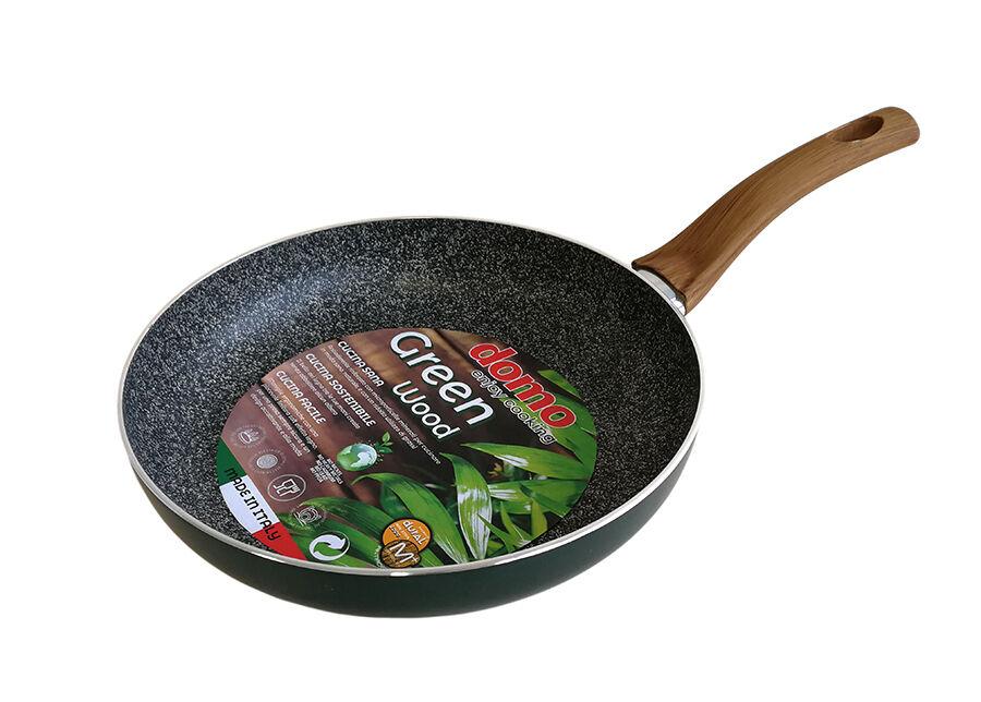 Domo Paistinpannu Green Wood Ø 28 cm
