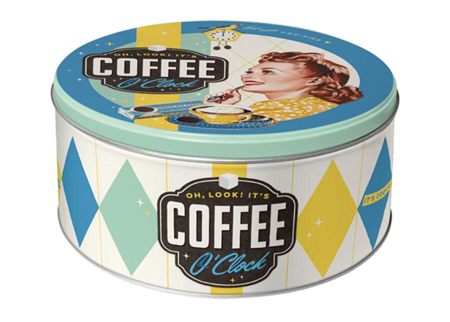 ART Peltipurkki 3D Coffee O