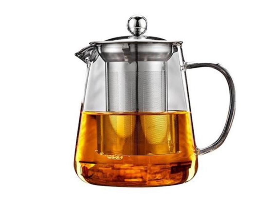 NN ESTONIA Lasinen teekannu 1,4 L