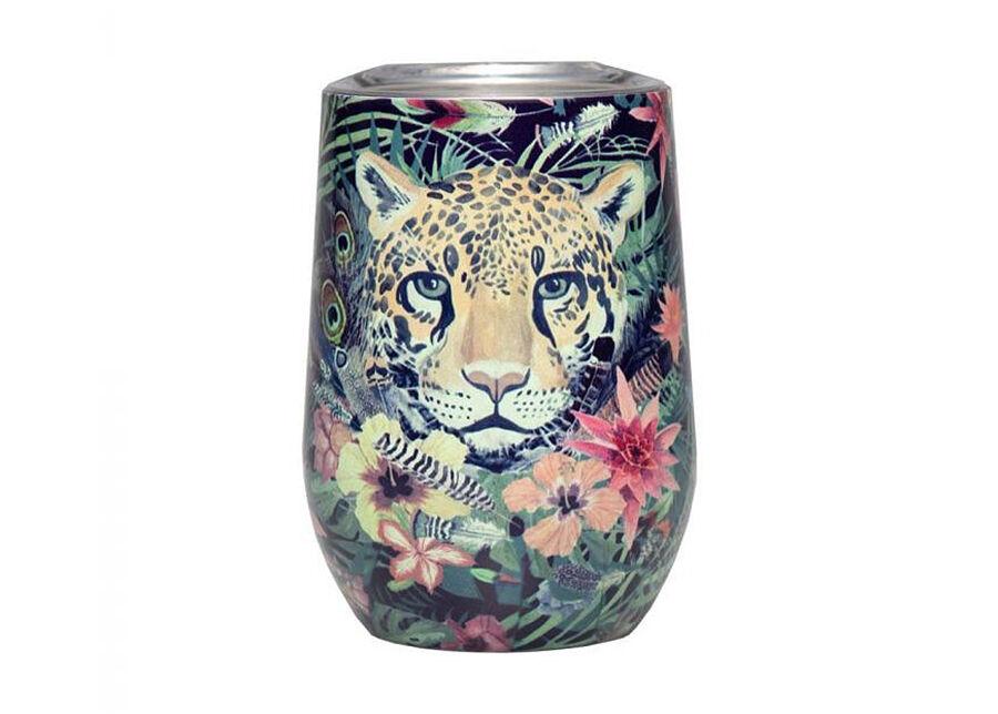 CHICMIC Termosmuki Bioloco Office Jungle Tiger 420 ml
