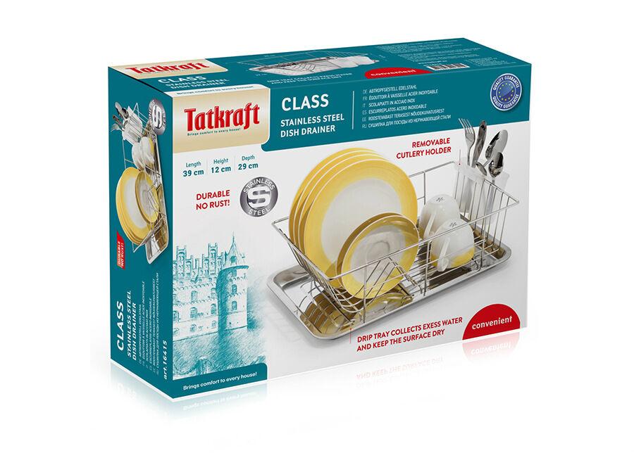 TATKRAFT Astiankuivausritilä Tatkraft Class