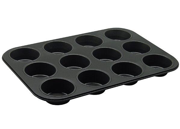 Zenker Muffinsivuoka BLANCK METALLIC, 12 kuppia