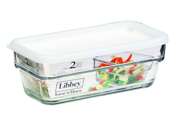 Libbey Lasiastia+kansi 0,96 L