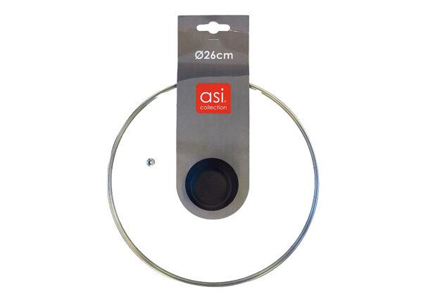 Image of ASI Collektion Lasikansi Ø26 cm pannuun